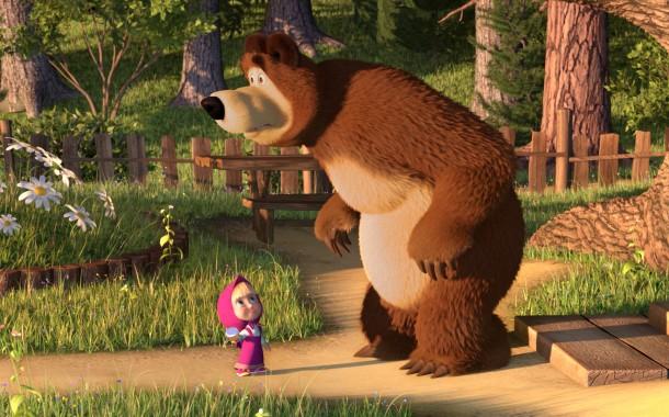 5 610x380 - Mascha i Medwed - Маша и Медведь multik smotret online
