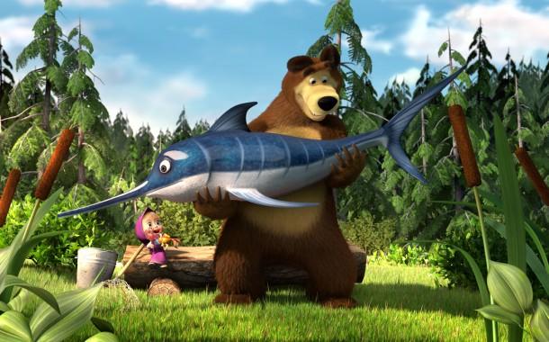 9 610x380 - Mascha i Medwed - Маша и Медведь multik smotret online