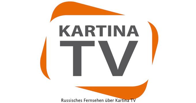 Kartina TV: Russisches Fernsehen Online ohne Satellit