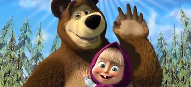 mascha i medwed 1 - Mascha i Medwed - Маша и Медведь multik smotret online