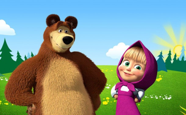 multik masha i medved smotr 610x380 - Mascha i Medwed - Маша и Медведь multik smotret online