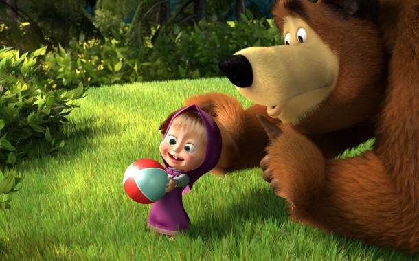 o 1076998 610x380 - Mascha i Medwed - Маша и Медведь multik smotret online