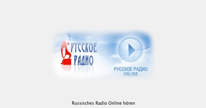 Russkoe Radio - Русское Радио Online hören