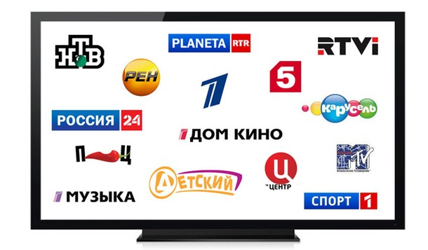 Russische Sender ohne Satellit schauen