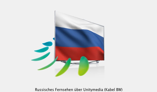 Unitymedia Russische Kanäle empfangen