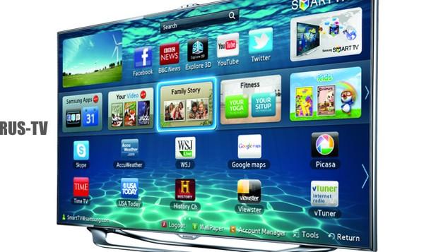 Welcher Fernseher für Russisches Fernsehen?