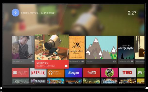 atv framed 610x380 - Sony Bravia Android TV Russisches Fernsehen App