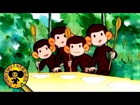 hqdefault 2 - Obezyanki Multik - Обезьянки мультфильм