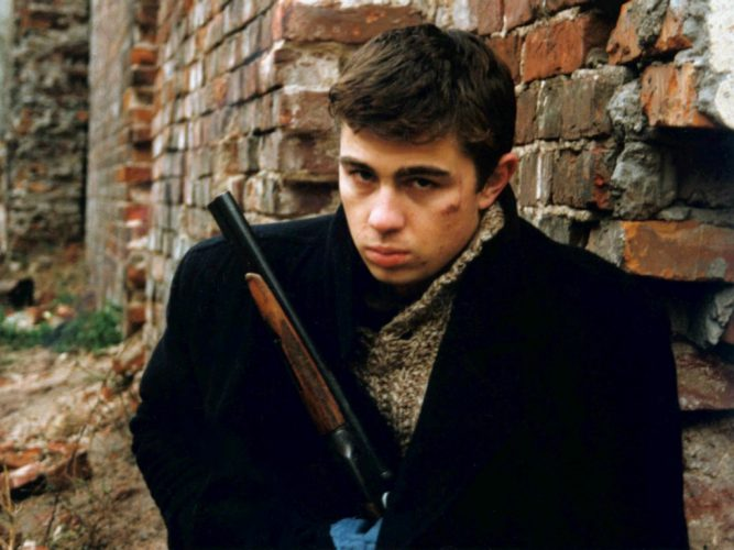 Russischer Film Brat - Брат (1997) (фильм)