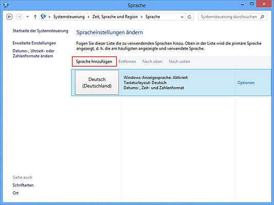 02 sprache hinzufuegen - Windows Tastatur auf Russisch umstellen