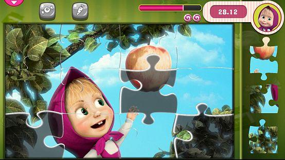 4 - Masha i Medved Games, online Spiele